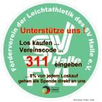 Vereinscode 311 Förderverein mit Deutsche Sportlotterie unterstützen
