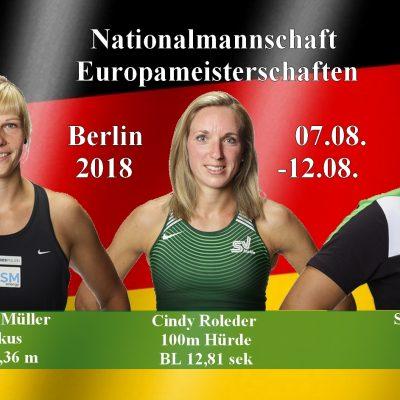 Teilnehmer Müller - Roleder - Gambetta - EM Berlin 2018 - Fotomontage Philipp Töpfer