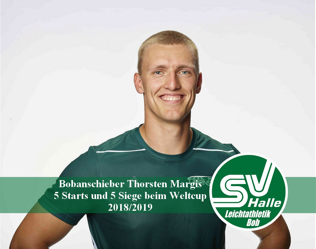 2019.01.27 Thorsten Margis mit 5 Weltcupsiegen - Foto Marco Warmuth