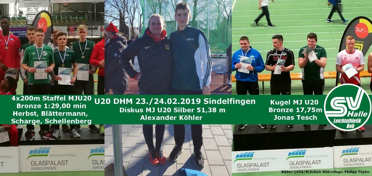 2019.02.24 DHM U20 Sindelfingen-Fotos: LVSA/M.Schulz