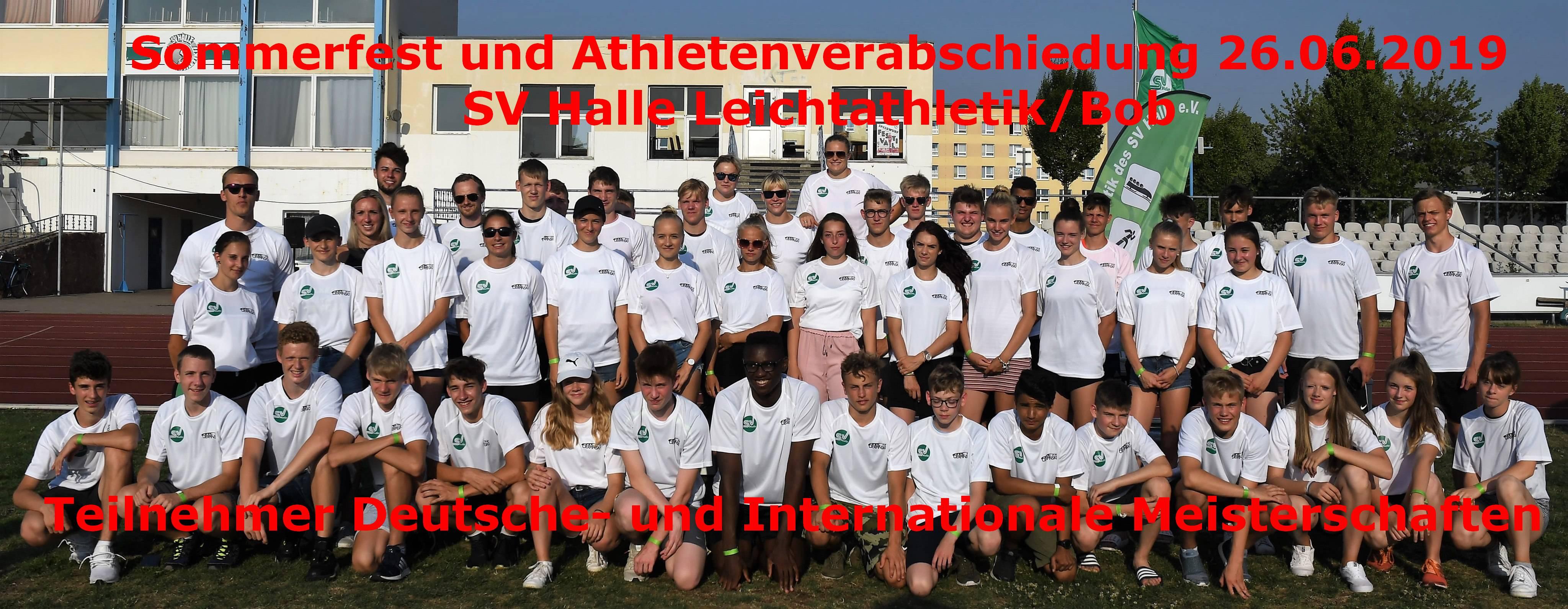 Berufene Teilnehmer für DM und International - Foto Bernd Hammlemann