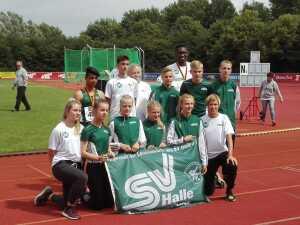 2019.07.07 - U16 DM Team SV Halle