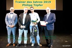 2019 Trainer des Jahres Philipp Töpfer