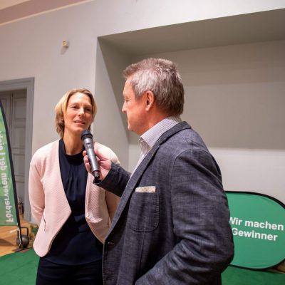 2019.12.12 - Sportlerehrung SV Halle LA mit Jennifer Oeser und Hardy Gnewuch