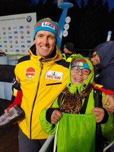 2020.02.23 Bob Weltmeister Thorsten Margis mit Kaffeetante Helga - Foto Philipp Töpfer
