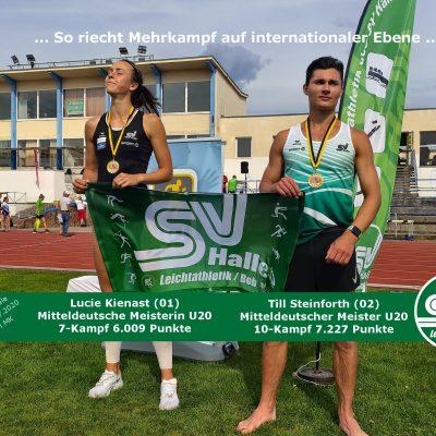 2020.07.19 - Till Steinforth und Lucie Kienast - MK auf internationaler Ebene - Foto Philipp Töpfer