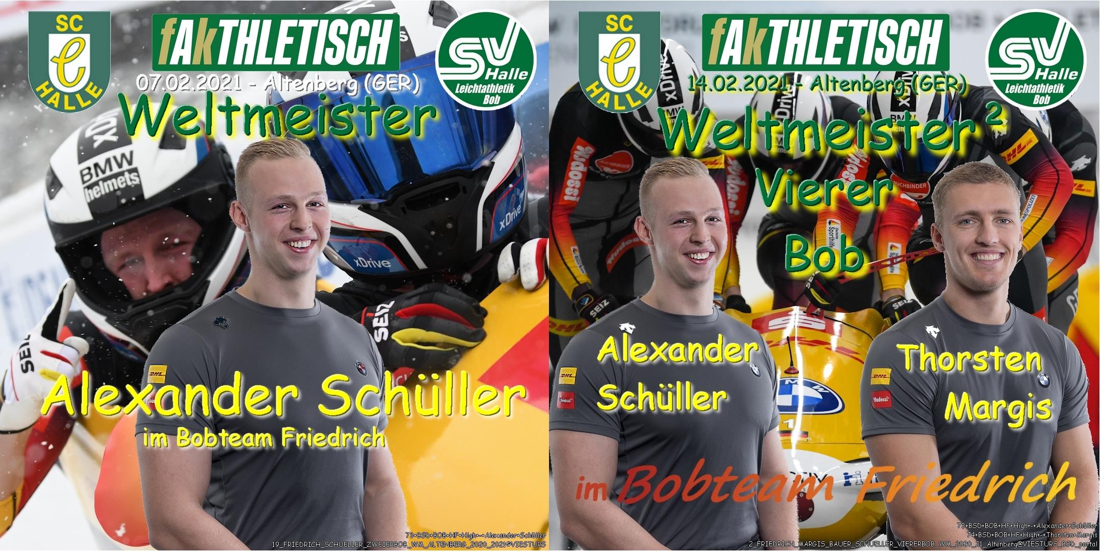 2021.02.14 - BOBWM Altenberg 3 Weltmeistertitel