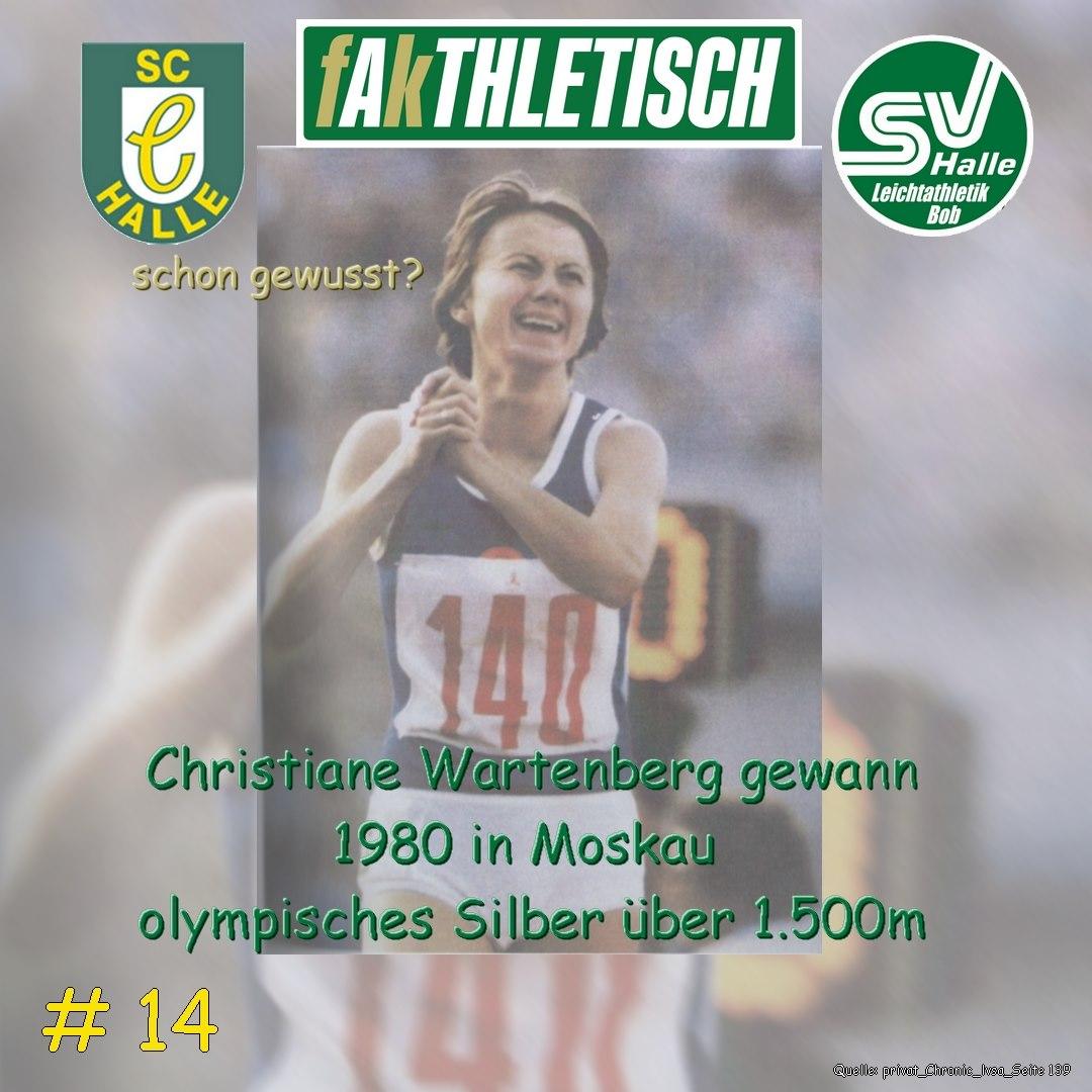 #14 Christina Wartenberg