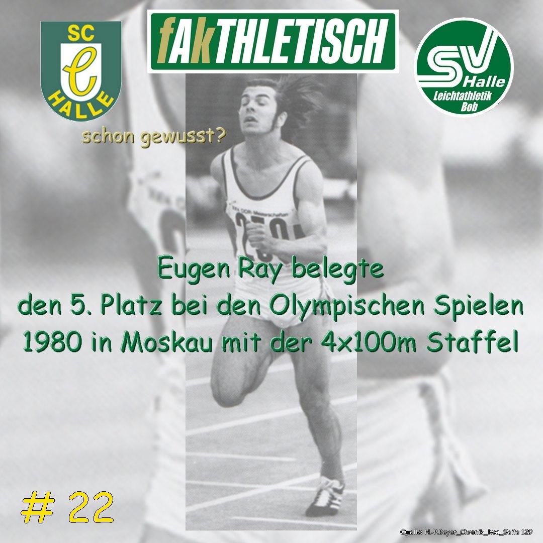 #22 Eugen Ray