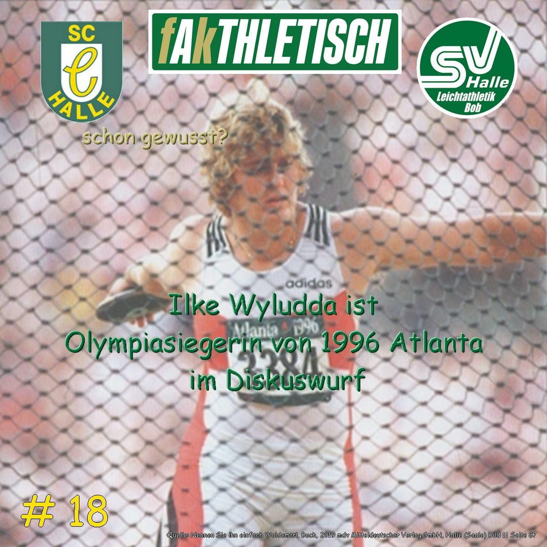 #18 Ilke Wyludda