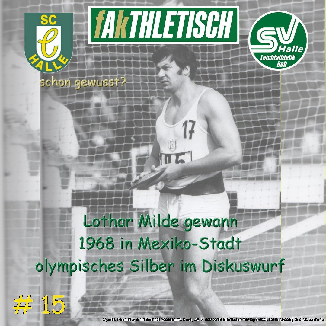 #15 Lothar Milde