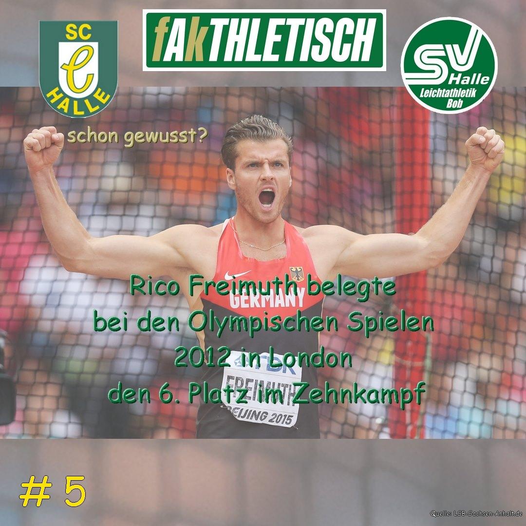 #5 Rico Freimuth