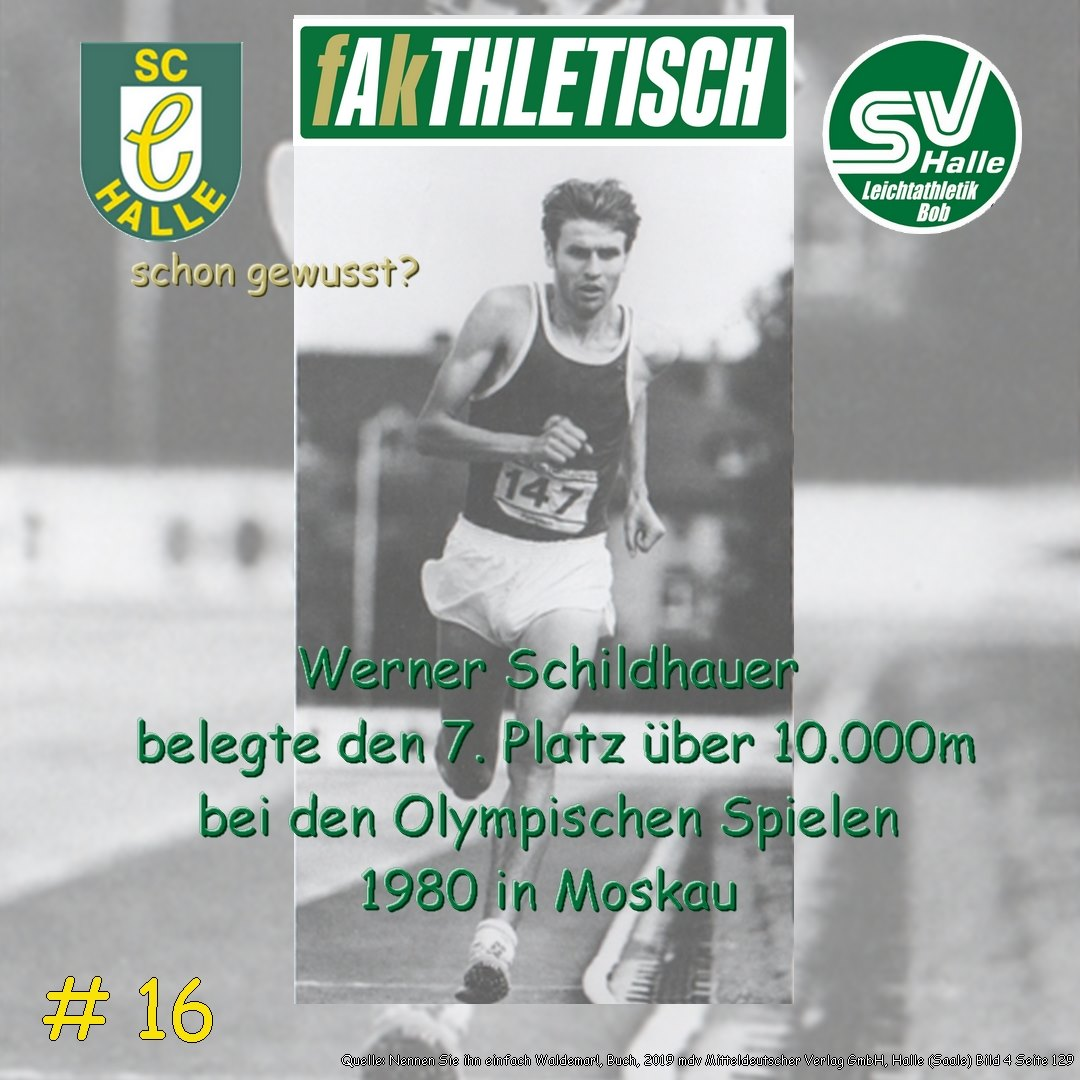#16 Werner Schildhauer