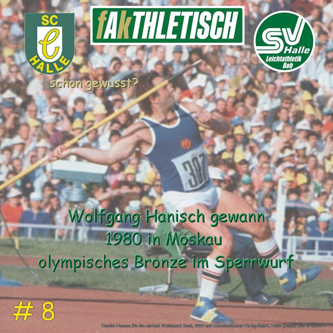 #8 Wolfgang Hanisch